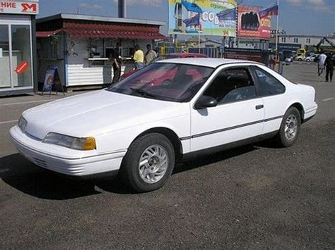 1989 ford thunderbird pictures 3800cc gasoline fr or rr automatic for sale