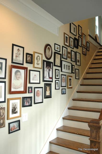 how to hang family photos the secret to your house a home the family photo