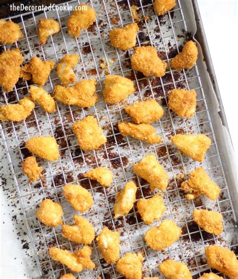 best corn flakes the best baked popcorn chicken with corn flakes crumbs