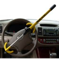 Steering Wheel Lock Walmart Canada The Club Hooks Steering Wheel Lock Yellow Walmart