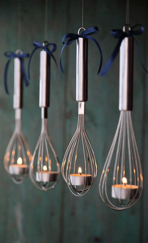 beautiful diy tea candle whisk lantern diy pinterest