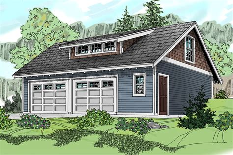 craftsman carriage house plans craftsman carriage house with shed dormer 72794da architectural designs house plans