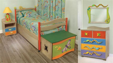 little boys bedroom set 5 piece boys little lizards grey wash bedroom set ebay