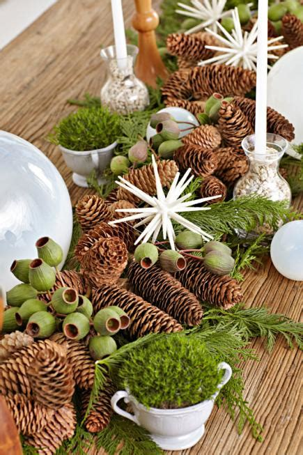 centerpieces made from nature nature inspired decorations midwest living