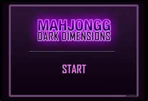 Mahjong Dark Dimensions » Home Design 2017