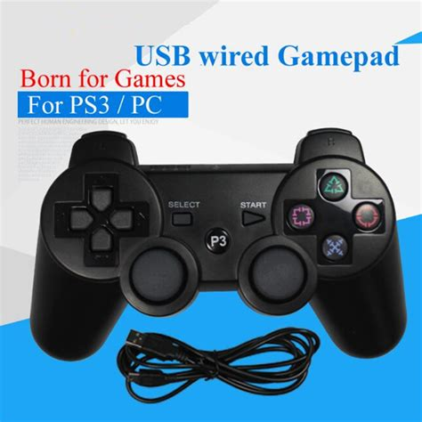 Joystick Usb Sony usb wired controller for sony ps3 controller