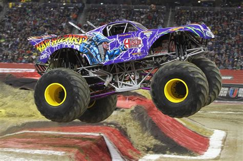monster truck jam video grave digger others set for monster jam in ta tbo com