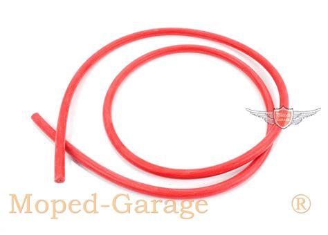 Kabel Prima moped garage net hercules k 50 mk prima silikon z 252 ndungs kabel z 252 ndkabel rot moped teile kaufen