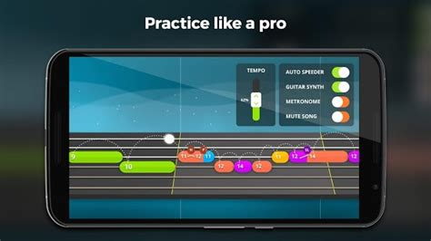 Play Store Yousician Yousician Learn Guitar Piano Bass Ukulele Android