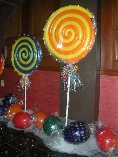 themes lollipop lollipops balloons and candy party themes on pinterest