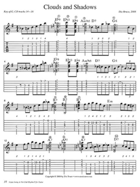 swing rhythm guitar gypsy swing hot club rhythm ii for guitar book cd set
