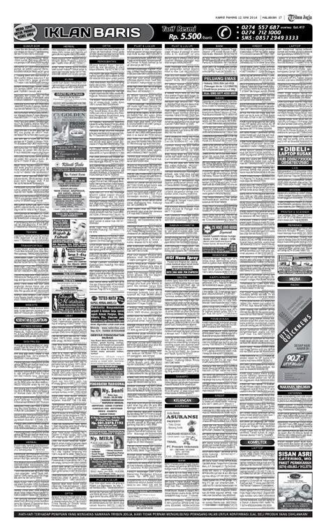 Obat Vitan tribunjogja 12 06 2014 by tribun jogja issuu