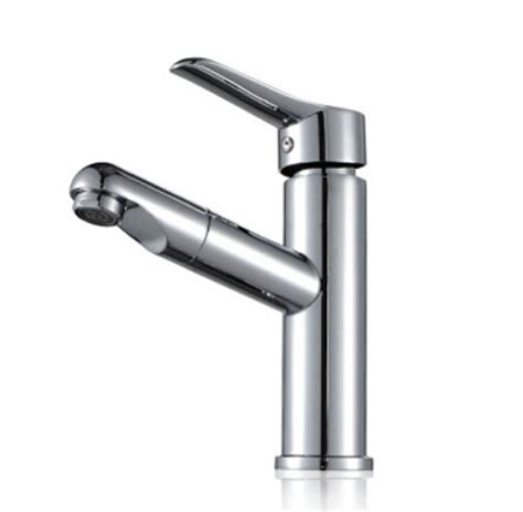 sale copper pull out spray bathroom sink faucet