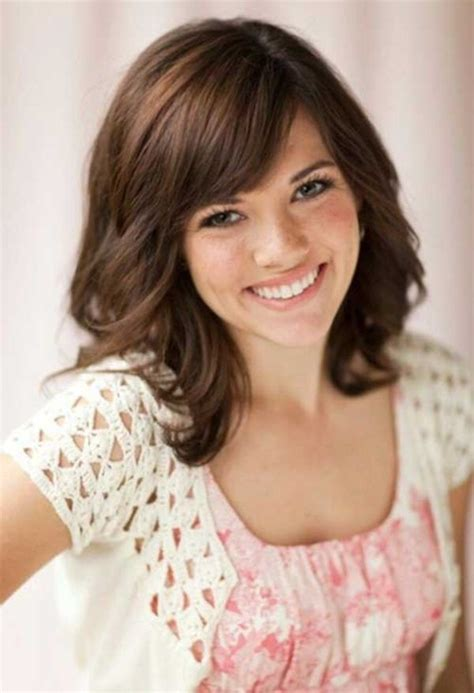 hairstyles on pinterest 42 pins cute medium hairstyles with bangs my style pinterest