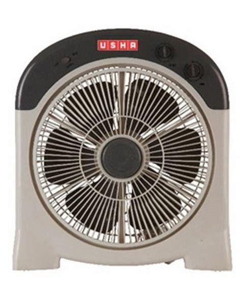 16 inch box fan usha 16 inch 400 mm mist air box table fan best price in