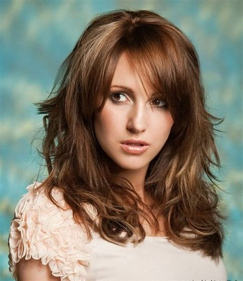 haircuts medium length layered haircut for medium length hair cute hairstyles for