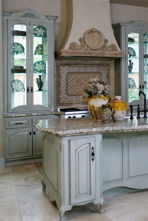 french country style kitchen nice french style kitchen island love the shape of the