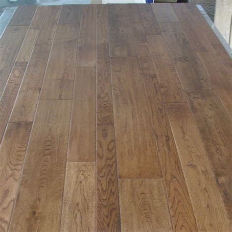 solid white oak flooring for 125 mm width china mainland wood flooring