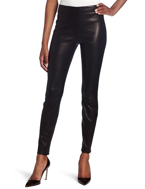leather pants custom clothes skinny leather pants women