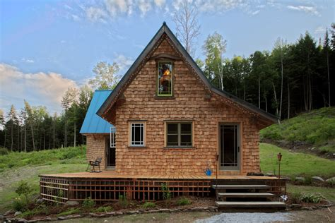 small timber frame homes eco cabin coming soon