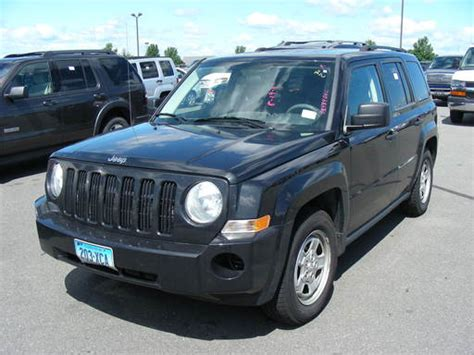 Jeep Patriot 2008 For Sale Cheapusedcars4sale Offers Used Car For Sale 2008