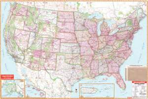 wall size usa map enlarged wall mural size usa map