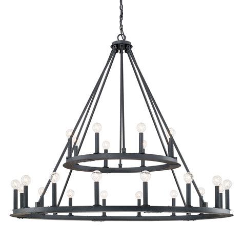 Light Fixtures On Sale Capital Lighting Fixture Company Pearson Black Iron Twenty Four Light Chandelier On Sale