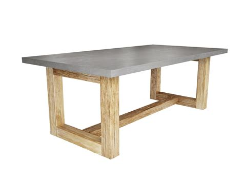 Asian Inspired Chairs Hand Crafted Zen Wood Dining Table By Trueform Concrete