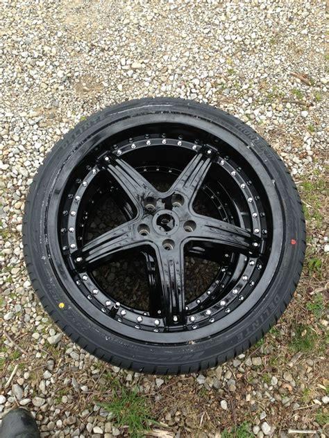 Kia Optima Aftermarket Rims Kia Optima Custom Wheels Enkei Ls 5 20x Et Tire Size