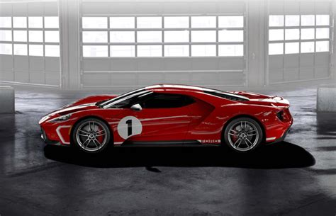 the new ford gt the new ford gt a race car for the road