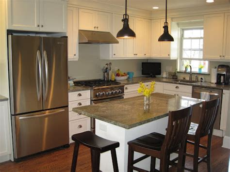 l shaped kitchen with island small l shaped kitchen designs with island google search