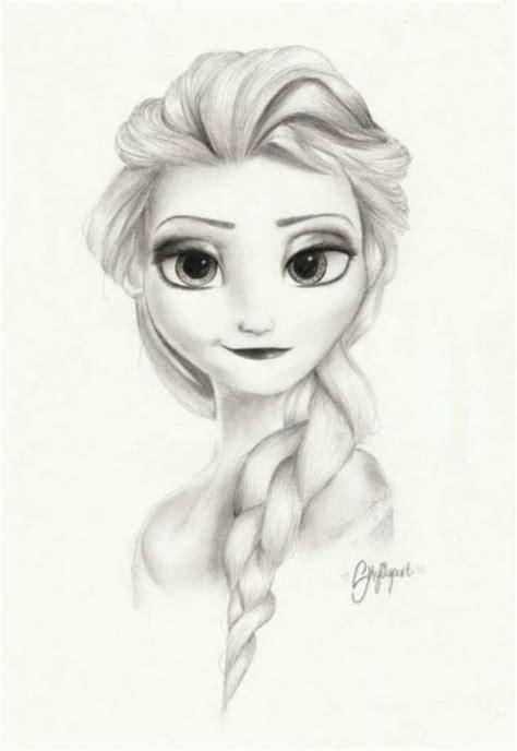 Elsa Drawing Elsa The Snow Queen Photo 37358733 Fanpop Princess Elsa Drawing