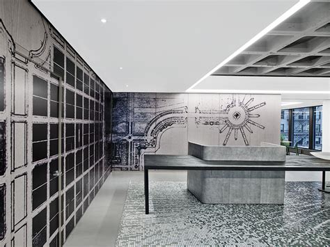 interior design chicago new iida headquarters by gensler thinks big chicago scale