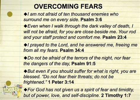 fear anxiety learning to overcome with god s for a god greatly study journal books overcoming fear quotes like success