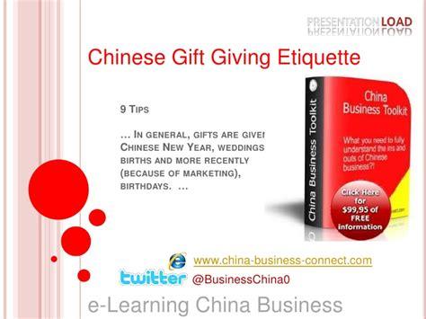 gift etiquette gift giving etiquette