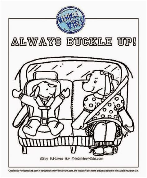 coloring pages for safety safety coloring sheets free coloring sheet