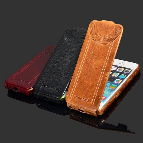 Iphone 5 5s Se Retro Flip Leather Cover Dompet Armor deluxe retro flip genuine leather for iphone 5 5s