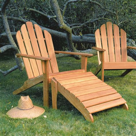 adirondack chair and ottoman patio adirondacks labadies patio furniture