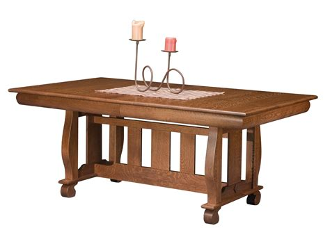 dining room trestle table how to decorate a trestle dining room table home design