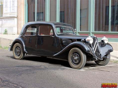 Citroen Traction Avant by Citroen Traction Avant Automotive