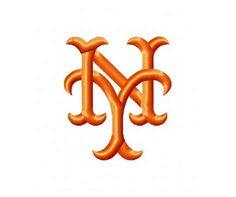 embroidery design ny new york mets logos machine embroidery designs for instant