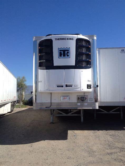 brake and light inspection fontana 2017 hyundai thermotech reefer trailer in fontana