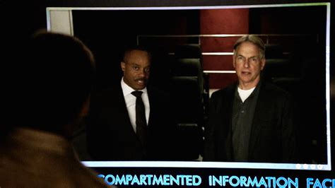 whats with jethro gibbs new look on ncis worlds collide 15 times your favorite characters appeared