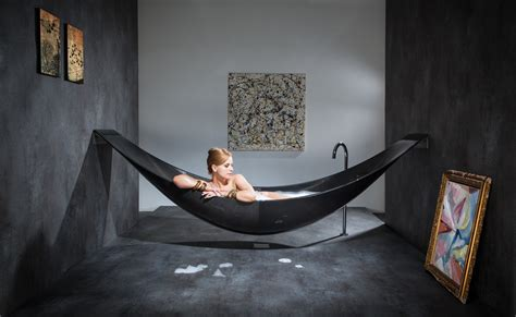 Relaxing Bathtub by The Of Relaxation Bathtub And Hammock Combined By
