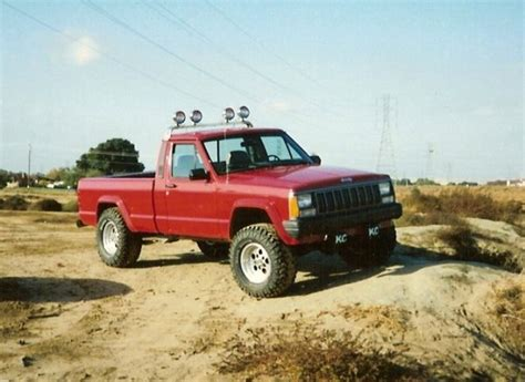 jeep pickup 1992 1986 1992 jeep comanche truck review top speed