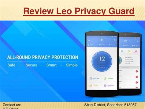 privacy guard privacy guard