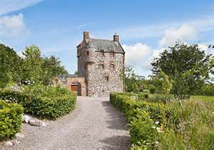 For Sale Scotland Scottish Tower House With Solway Firth Views