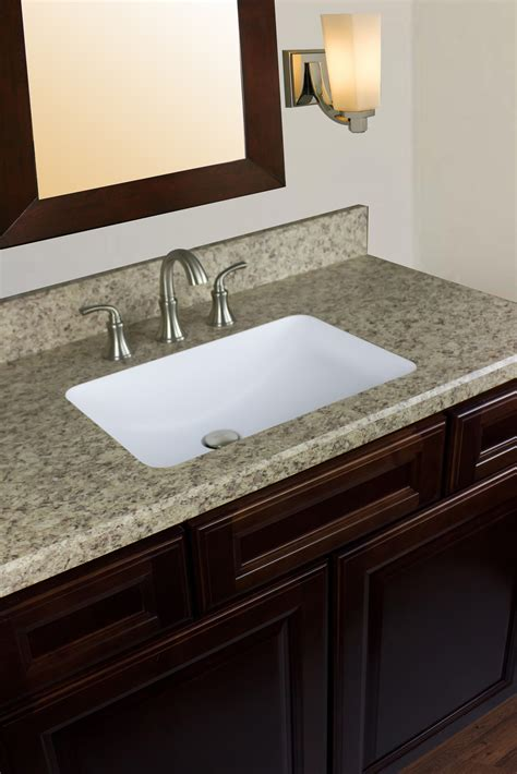 Laminate Countertops Undermount Sink by Undermount Sinks Delorie Countertop Doors
