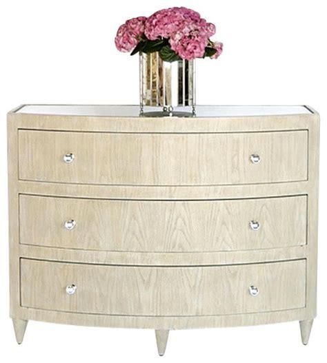 Limed Oak Dresser by Limed Oak Bow Front Dresser Dressers By