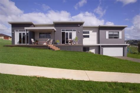 Residential Architectural Design Mike Murphy In House Architectural House Plans New Zealand